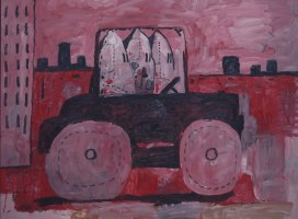 Philip Guston - City Limits