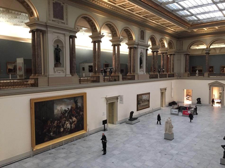 Koninklijk Museum voor Schone Kunsten in Brussel