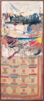 Robert Rauschenberg - Bed