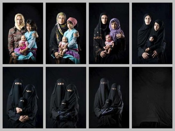 Boushra Al Mutawakel - Moeder, dochter en pop