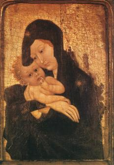Jan Maelwael - Madonna met Kind