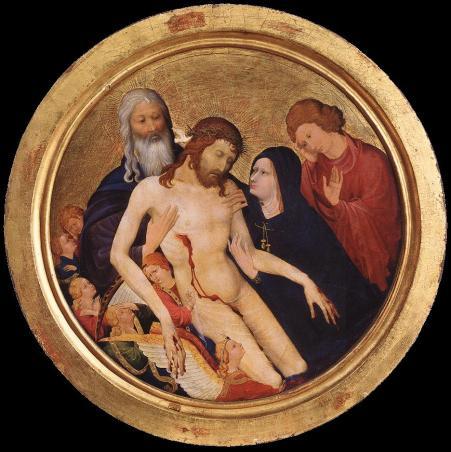 Jan Maelwael - Pieta