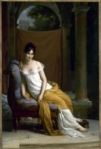 Madame Récamier - Francois Gerard