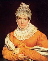 Madame Récamier - Antoine-Jean Gros