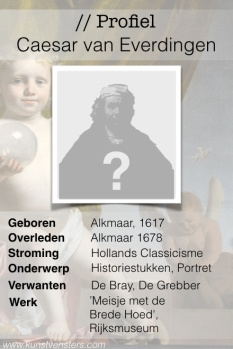 Profiel Caesar van Everdingen