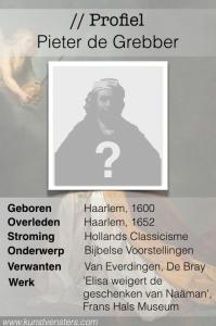Profiel Pieter de Grebber
