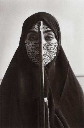 Shirin Neshat - Women of Allah