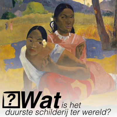 Wat is het duurste schilderij ter wereld?
