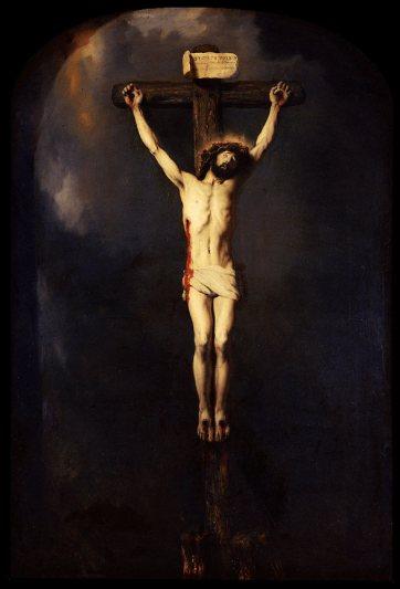 Jan Lievens - Christus aan het Kruis