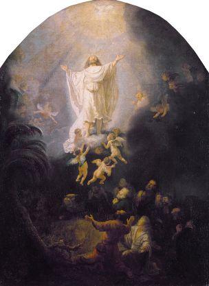 Rembrandt van Rijn - Hemelvaart