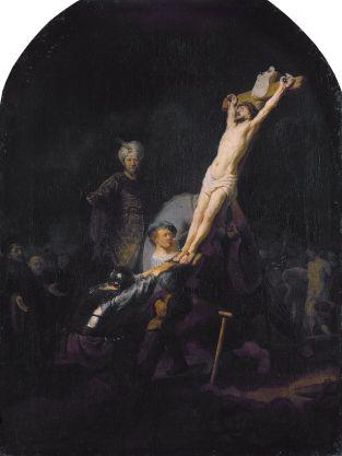 Rembrandt van Rijn - Kruisiging
