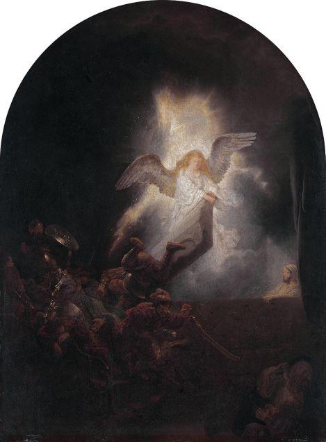 Rembrandt van Rijn - Wederopstanding