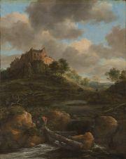 Jacob_Van_Ruisdael-Bentheim3