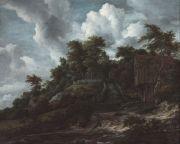 Jacob_Van_Ruisdael-Bentheim4