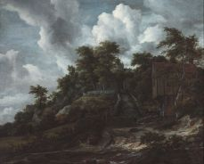 Jacob_Van_Ruisdael-Bentheim4