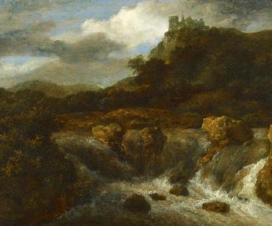 Jacob_Van_Ruisdael-Bentheim5