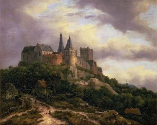 Jacob_Van_Ruisdael-Bentheim7