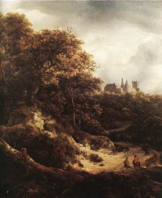 Jacob_Van_Ruisdael-Bentheim8