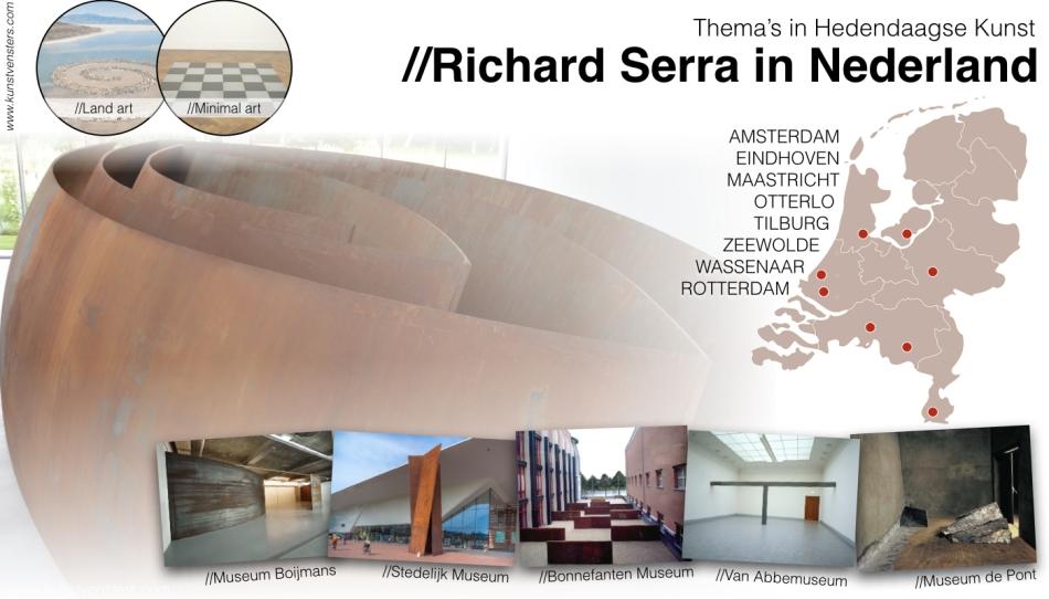 Hedendaagse Kunst - Richard Serra - Nederland