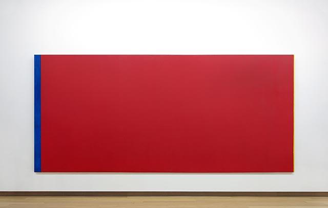 De Kleur Rood : Wie durft nog te schilderen in rood blauw en geel na mondriaan