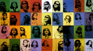Andy Warhol - Ethel Scull