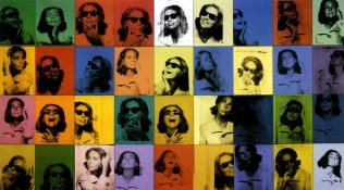 Andy Warhol - Ethel Scull