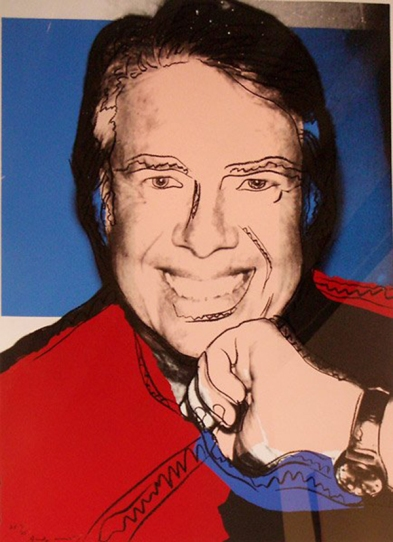 Andy Warhol - Jimmy Carter