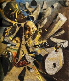 Salvador Dalí - de Kantwerkster