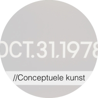 Kunstgeschiedenis - Conceptual Art