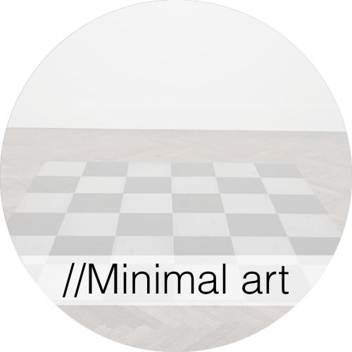 Kunstgeschiedenis - Minimal Art