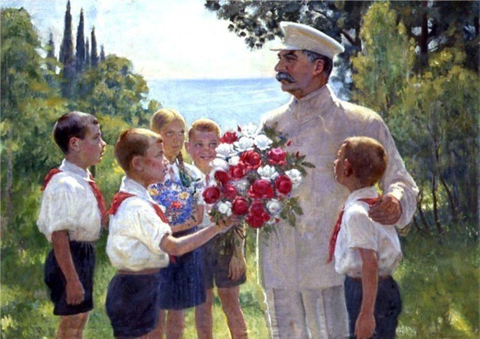 Boris Vladimirski - Rozen voor Stalin