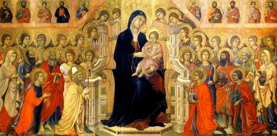 Duccio - Maesta