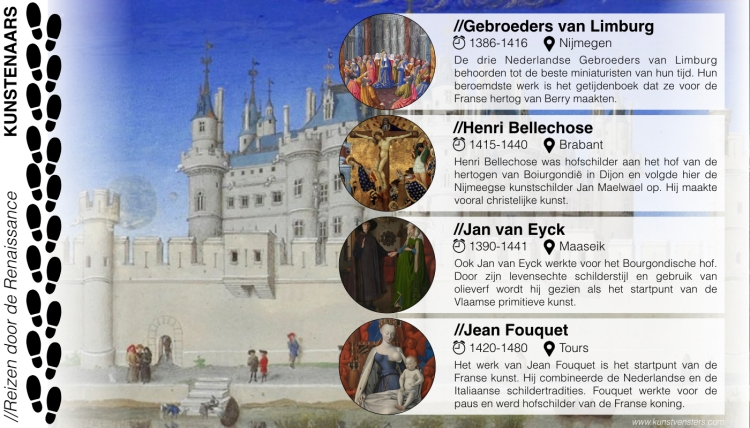Kunstenaars Internationale Gotiek