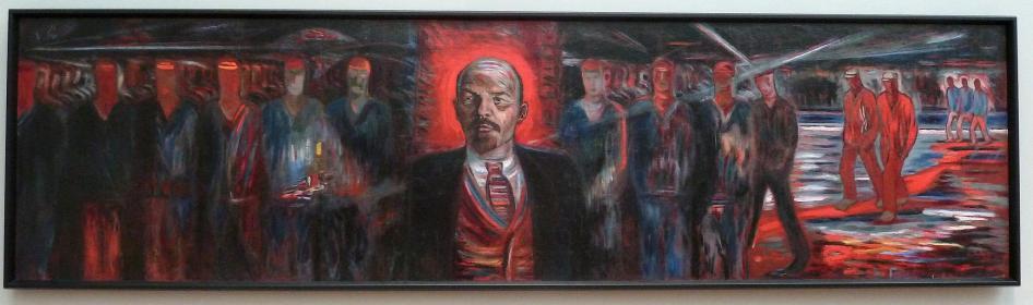 Boris Golopolosov - Lenin
