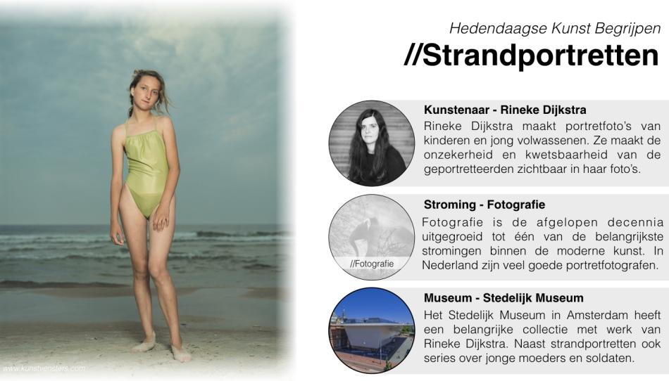 Rineke Dijkstra - Strandportretten