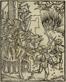 Lucas Cranach - Anti-Christus