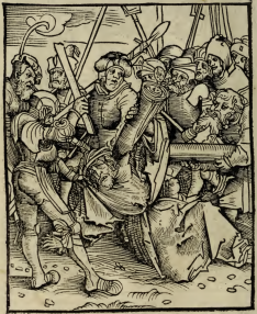 Lucas Cranach - Christus