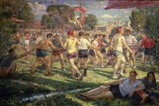 S. Luppov - Sport
