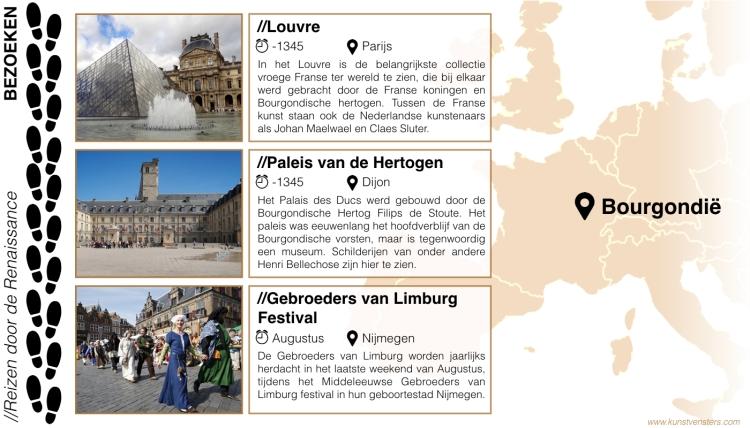 Reizen door de Renaissance - Bourgondië
