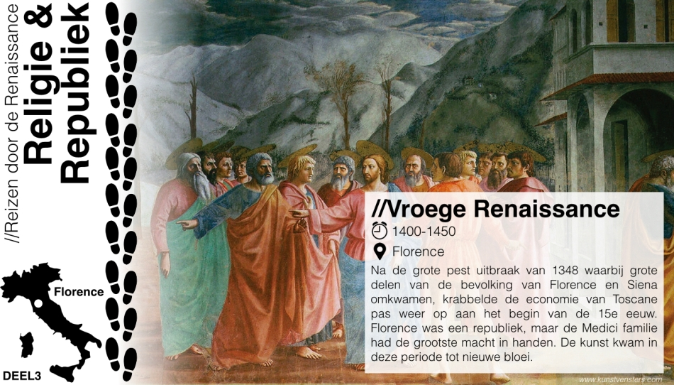 Reizen door de Renaissance - Vroege Renaissance - Florence
