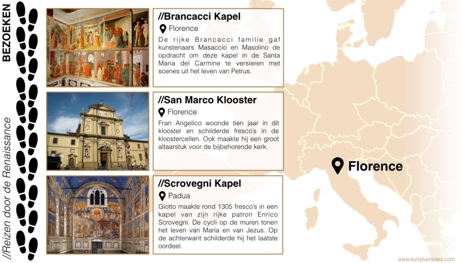 Renaissance - Bezoeken - Florence