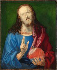 Albrecht Dürer - Salvator Mundi