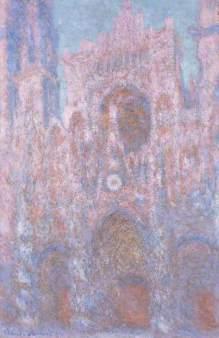 Claude Monet - Perspectief-aanzicht Kathedraal Rouen