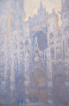 Claude Monet - Ochtend Kathedraal Rouen
