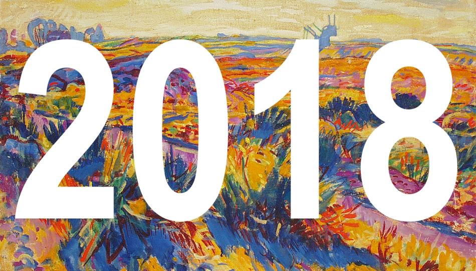 Kunstjaar 2018