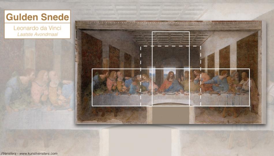 Gulden Snede - Leonardo da Vinci