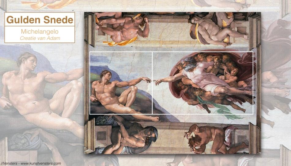 Gulden Snede - Michelangelo
