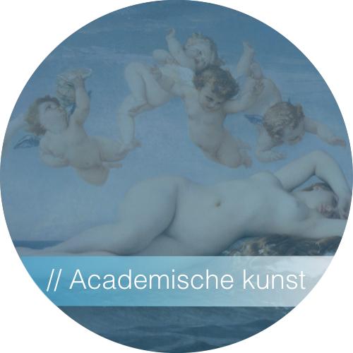 Kunstgeschiedenis - Academie kunst