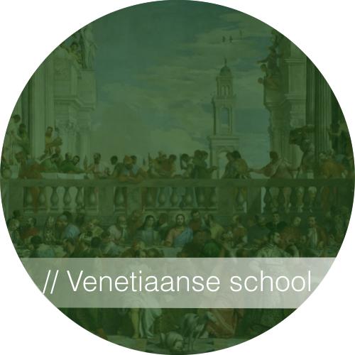 Kunstgeschiedenis - Venetiaanse school