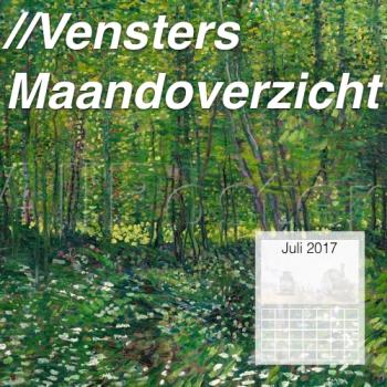 Kunstkalender - Juli 2017